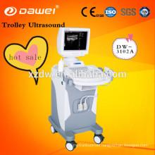 medical 2D trolley ultrasound scan machine& wireless ultrasound machine