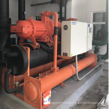 F1030.1W3 R134A/R22 Flooded Water Cooled Screw Chiller