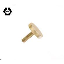 М5 с плоской головкой с Накаткой винт DIN653 винт