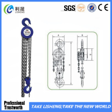 Lifting Equipment Sk Chain Block for Hoist