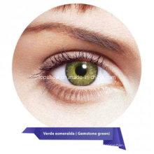 Meilleur couleur Eye contact avec lentille prix Freshtone Lentes De Contacto Magic Fantasy lentilles Contactlens