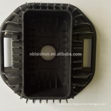 Высококачественная CNC-обработка ковки Алюминиевый радиатор