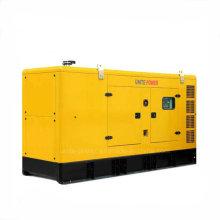 100kVA Tipo de insonorización Lovol Diesel Engine Genernator Set