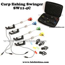 Indicateur de morsure de pêche des carpes Swinger Sw11-4c