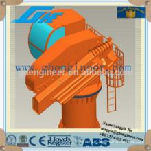 Стальной трос канат Шанхай завод кастет бум морской судовой кран
