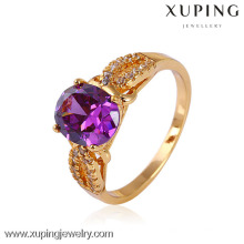 11442-Xuping Jewelry Fashion Women Rings anillo de piedras preciosas