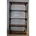 Vintage Industrial Bookshelf
