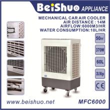 370W Maschinen-Industrie Klimaanlage Kühlschrank Luftkühler für Garage / Auto / Haus / Büro