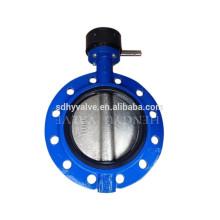 PN25 U-пневматический клапан-бабочка