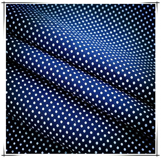 Polyester Cotton 65/35 Printed Fabric For Shirts