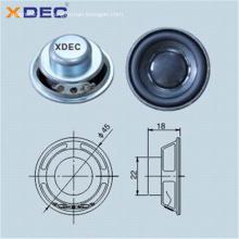 Altavoz Bluetooth de 45 mm y 5 w de rango completo
