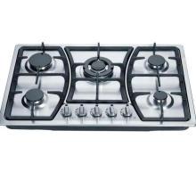 Cuisinière à gaz encastrable 5 brûleurs à gaz
