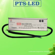 IP65 High PF LED Power Supply Driver with RoHS Ce Certified