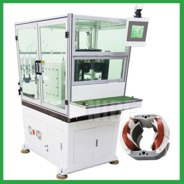 NIDE Medium-sized transformer stator coil winding machine price for grinder motor