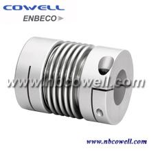 Acoplamento de Tubo Corrugado de Aço Inoxidável