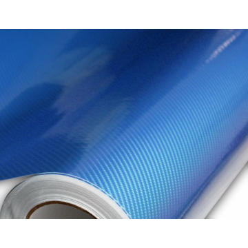 6D Carbon Car Wrap Film