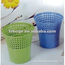 tägliche Verwendung Kunststoff Mülleimer Schimmel / Mülleimer Schimmel