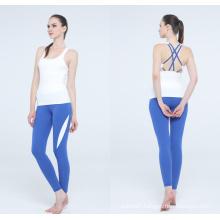 Goldenpalm Apparel Inc Plaid Dyed Sexy Yoga Set Custom for Lady