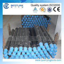 """2 3/8""""/2-7/8""""/3-1/2""""/4 1/2""""DTH Drill Pipe/Rod with Wrench Flat"""