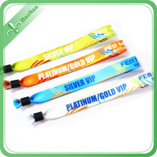 Personalizar Customize Action Logo Wristband Printing Machine