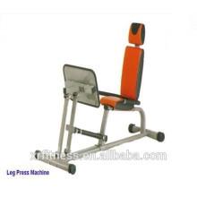 noms de l'équipement de gymnastique Leg Press Machine avec vérin hydraulique