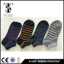 Calcetines de encargo de los diversos estilos del mens calcetines al por mayor del tartán