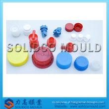 Molde de injeção plástica de tampa de garrafa de óleo