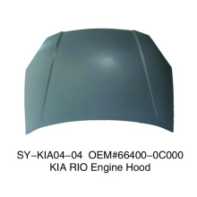 Hood For Kia Pride
