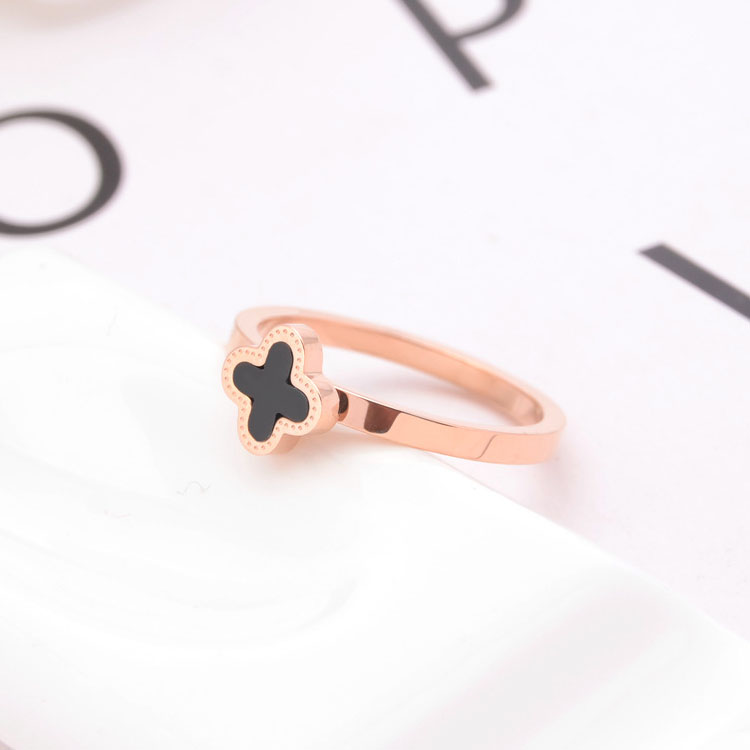 Stainless Steel Ring Womens