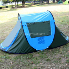 Blue Breathable Waterproof Tents, 2 Person Tent, Portable Tent