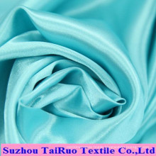 Made of 100% Polyester Satin Used for Garments Lining