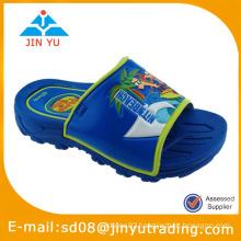 Plastic kids slippers
