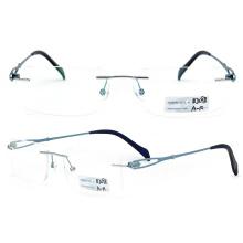 Новые модели Rimless Metal Glasses (BJ12-298)