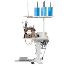 Máquina de coser para hacer bolsas grandes