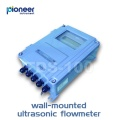 TDS-100W Clamp On Type Ultrasonic Flow Meter