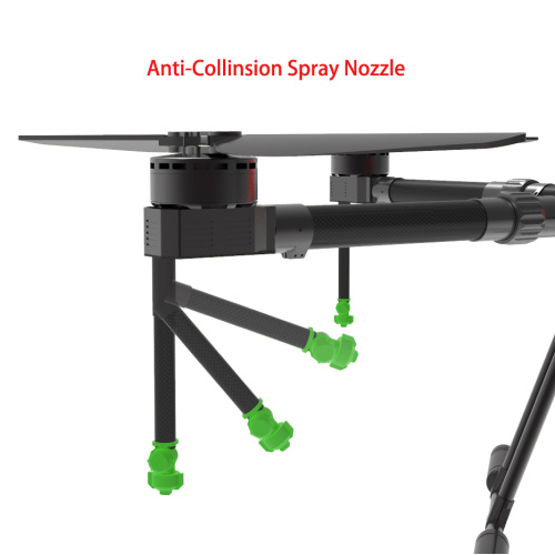 Agricultura Spray Drone Semillas Fertilizantes Spron Drone