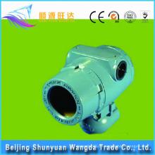 China-Lieferanten Soem-mechanische Teile kundenspezifischer Metallkasten für Instrumente