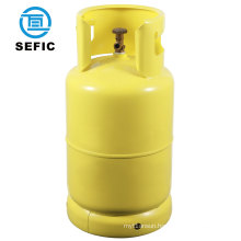 SEFIC 2kg/3kg/5kg/6kg/10kg/12.5kg/15kg/20kg/25kg Refillable Filling LPG Gas Cylinder Prices Cooking Gas Cylinder For Home Use