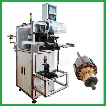 Automatic Rotor Slot Wedge Inserting Machine