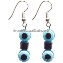 Mode Hämatit Kunststoff Augen Perlen Ohrring