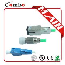 High Quality Fiber LC PC LC UPC Fiber Optic Attenuator 5db