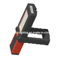 Lanterna de luz de trabalho magnética ajustável 9LED (31-1J9001)