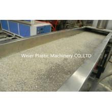 Parallel Twin Screw Water Ring Pelletizing Line Pet Flakes Pelletizing Machine