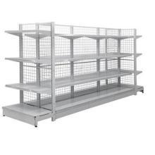 Estante de almacenamiento del supermercado del alambre de exhibición del metal