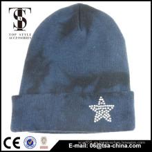 Característica de tela común y género unisex gorrita merino sombrero
