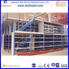 Entrepôt de rangement en acier Mezzanine Plate-forme / Mezzanine Rack / Platform Rack