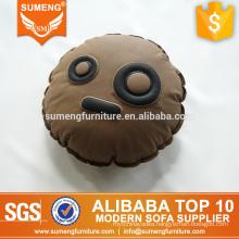 SUMENG funny face bear emoji plush pillow CE004