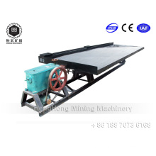 Gravity Separation Gold Ore Shaking Table