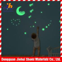 Película de PVC fotoluminiscente aplica a juguete luminoso
