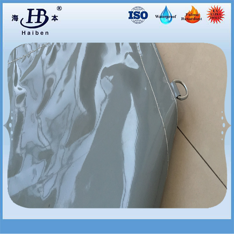 Heavy duty waterproof pvc tarpaulin sheet